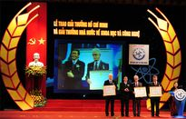 Đánh giá các công trình tham gia giải thưởng Hồ Chí Minh và giải thưởng NN về KH&CN