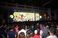 Phan Thanh Bình tái ngộ Văn Quyến tại sự kiện thể thao