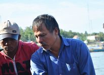 Thuyền trưởng tàu cá bị hải cảnh Trung Quốc đâm chìm kể lại giây phút hãi hùng căm giận