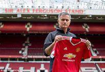 MU đá trận đầu thời Mourinho: Khai thiên lập địa