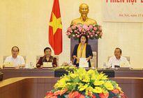 Phiên họp thứ bảy của Hội đồng Bầu cử quốc gia