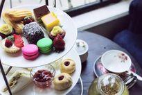 6 quán trà chiều thơm ngon, view đẹp, giá rẻ ở Sài thành