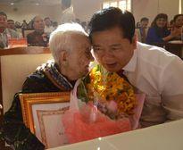 TP.Hồ Chí Minh: Tặng và truy tặng danh hiệu vinh dự Nhà nước 'Bà Mẹ Việt Nam Anh hùng' đợt 27