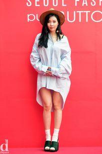 Mỹ nhân Hàn chuộng mốt giấu quần trong mùa hè