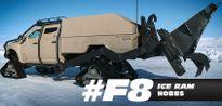 'Fast & Furious 8' công khai hậu trường tai nạn siêu xe