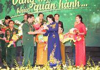 Chủ tịch Quốc hội dự chương trình 'Tri ân đồng đội'