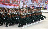 Điểm chuẩn khối trường Quân đội năm 2016