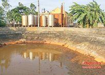 Hơn 300.000 người dân ở Nghệ An thiếu nước sinh hoạt trầm trọng