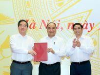 Trưởng Ban Kinh tế Nguyễn Văn Bình làm Trưởng Ban Chỉ đạo Tây Bắc