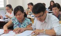 Nhiều cụm thi đại học hoàn tất việc chấm thi