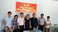 Người lao động Cty TNHH Hải Vân (huyện Quốc Oai, TP. Hà Nội) đặt niềm tin vào tổ chức CĐ