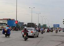Đi ngược chiều trên quốc lộ: Cần xử lý bất cập về hạ tầng