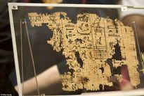 Tìm thấy nhật ký người xây kim tự tháp đã 4.500 năm tuổi, có cả bảng lương công nhân