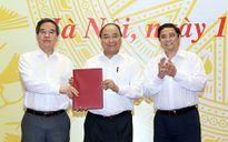 Ông Nguyễn Văn Bình được phân công làm Trưởng Ban Chỉ đạo Tây Bắc
