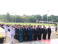 Khai mạc trọng thể kỳ họp thứ nhất, Quốc hội khóa XIV