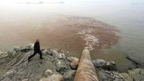 Đớn đau sông Dương Tử!
