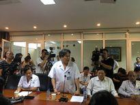 Lãnh đạo bệnh viện Việt Đức xin lỗi vụ mổ nhầm chân