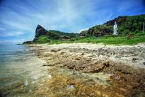 Khám phá chốn bồng lai tiên cảnh ở miệng núi lửa ngay trên đảo Lý Sơn
