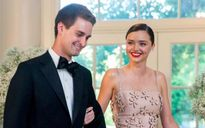 Siêu mẫu nước Úc Miranda Kerr đính hôn với tỷ phú trẻ nhất thế giới