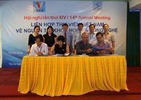 Hội nghị lần thứ 14 Liên hợp thư viện Việt Nam về nguồn tin KH&CN