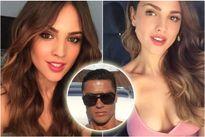 Ronaldo vui vẻ cùng bạn gái xinh như mộng tại Ibiza