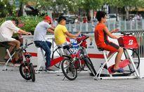 Đạp xe có thể lọc sạch nước; Phát hiện mạch bạch huyết trong não người