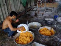 Nhập 'rác' về làm thực phẩm