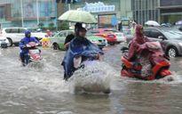 Trung Quốc: Lũ lụt, lở đất 14 người chết