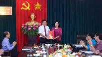 Tân Bí thư Huyện ủy Thanh Oai là đồng chí Đinh Trường Thọ