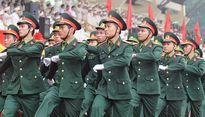 Điểm chuẩn đại học các trường quân sự năm 2015