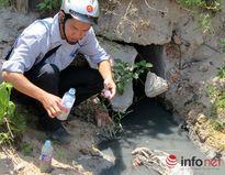 Tổng cục Môi trường thanh tra đột xuất 30 doanh nghiệp ở Đà Nẵng
