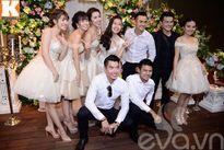Ngọc Lan tới tấp hôn Thanh Bình trong lễ cầu hôn đặc biệt