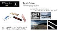 Test-drive iPhoneography: trở thành nhiếp ảnh gia chuyên nghiệp với iPhone