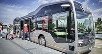 Chiêm ngưỡng công nghệ xe bus tự lái đến từ tương lai của Mercedes