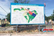 Điều chỉnh quy hoạch phù hợp thực tiễn xây dựng nông thôn mới