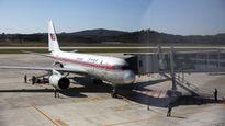 Máy bay Triều Tiên bất ngờ bốc cháy, hạ cánh khẩn ở Trung Quốc