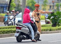 Đội 141 Hà Nội thử nghiệm camera giám sát