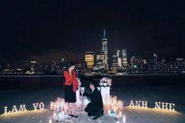 'Cô gái thời tiết' Mai Ngọc làm lễ dạm ngõ