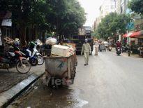 Hà Nội: Cư dân Đại Thanh, Định Công khốn khổ vì các điểm tập kết rác