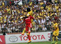 Vòng 17 V-League: Nóng ở cuộc đua vô địch