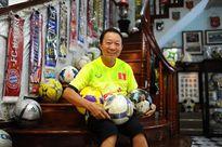 'Con vượn' Hà Bôn và 'Bảo tàng bóng đá' độc nhất vô nhị Việt Nam