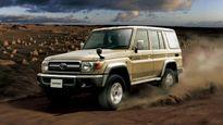 Quân đội Mỹ chọn Toyota Land Cruiser và Ford Ranger