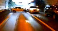 Xe buýt gây tai nạn liên hoàn ở Hàn Quốc, 4 người tử vong