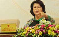 Chủ tịch Quốc hội: Việt Nam quyết không giẫm lên vết xe đổ nợ công