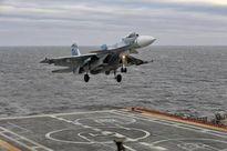Toàn bộ sức mạnh Không quân Hải quân Nga