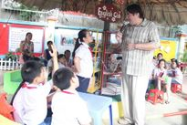 """""""Bật mí"""" giải pháp nâng cao kỹ năng giao tiếng Anh cho học sinh"""
