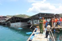 Vụ sập bè nổi ở Ninh Thuận: Tử vong vì kiệt sức sau khi cứu nhiều người