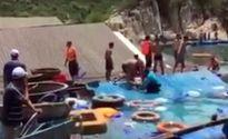 Công bố nguyên nhân vụ sập nhà hàng nổi trên vịnh Vĩnh Hy