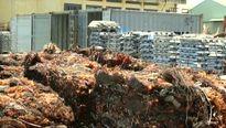 Hơn 100 tấn đồng, nhôm xuất khẩu lậu dưới vỏ bọc vải vụn