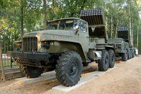 """""""Cáu"""" vì bị chỉ huy thu điện thoại, binh sĩ Donetsk đốt cháy pháo phản lực BM-21"""